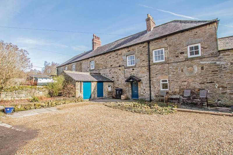 2 Bedrooms Cottage House for rent in Stagshaw, Corbridge NE45