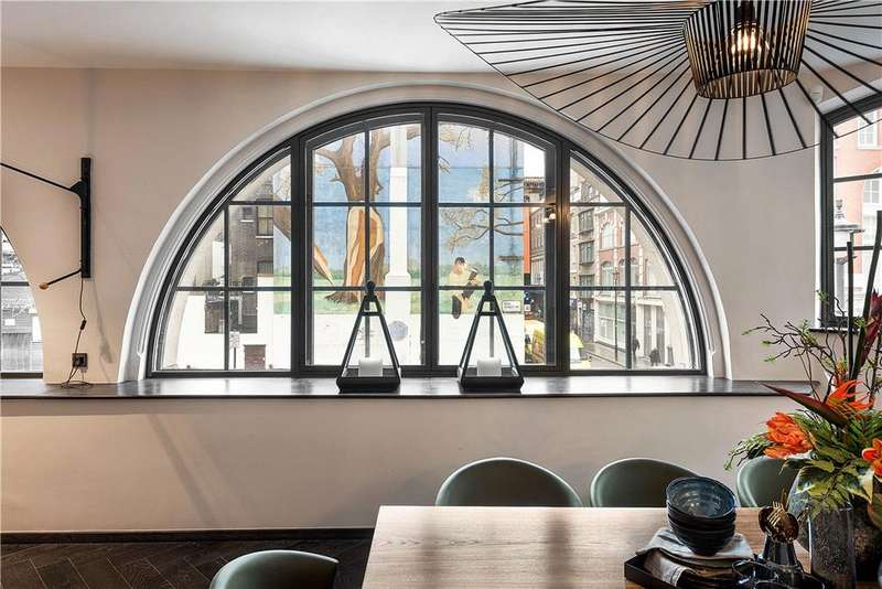 3 Bedrooms Flat for sale in Poland Street, London, W1F