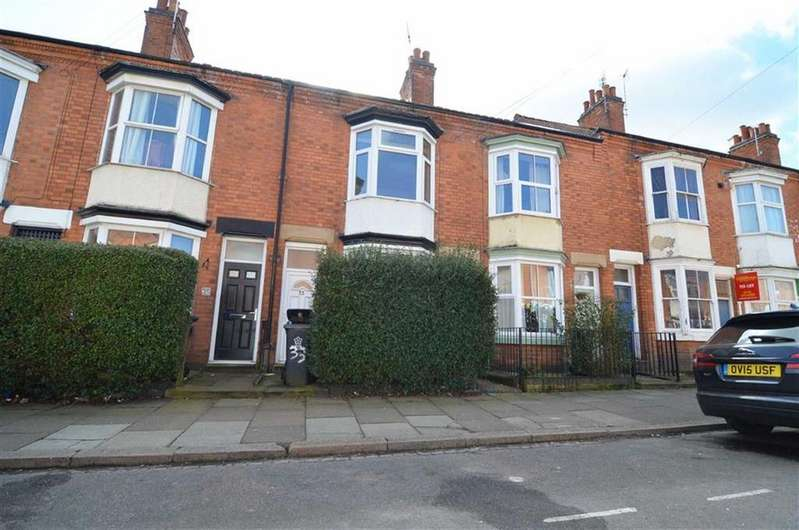 2 Bedrooms Terraced House for sale in Ivy Road, Leicester