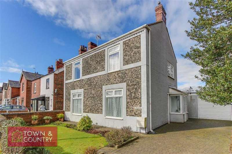 3 Bedrooms Detached House for sale in Rhos Road, Penyffordd, Nr Chester