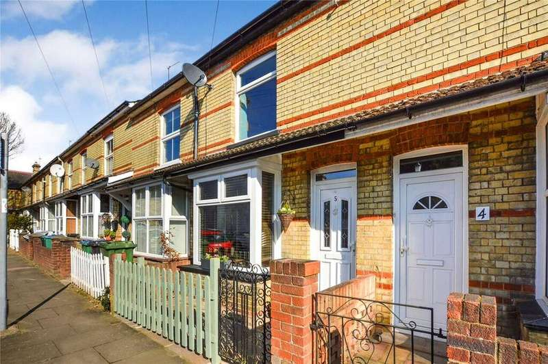 2 Bedrooms House for sale in Aynho Street, West Watford, Herts, WD18