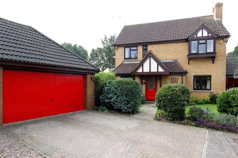 4 Bedrooms House for sale in Cherry Hollow, Abbots Langley, Hertfordshire, WD5