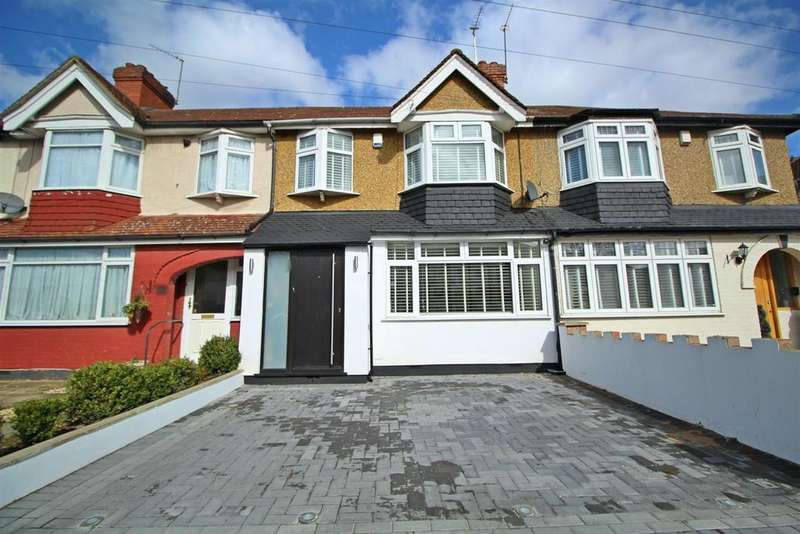 3 Bedrooms Terraced House for sale in Woodgrange Avenue, Enfield