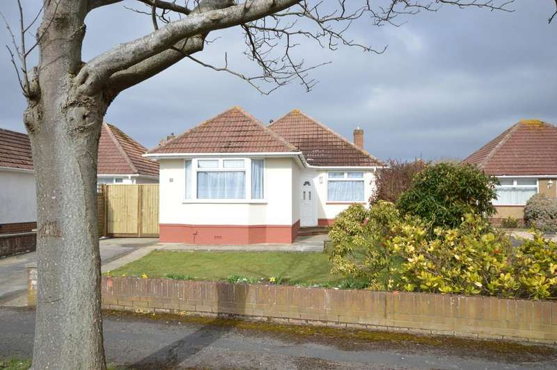 2 Bedrooms Detached Bungalow for sale in Durland Close, New Milton