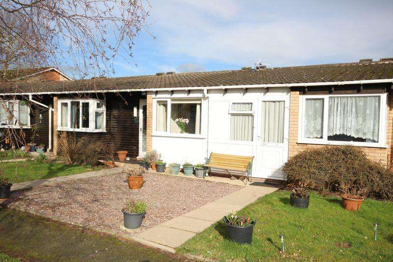 1 Bedroom Bungalow for sale in Chepstow Walk, Hereford