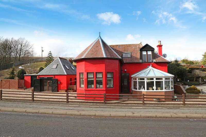3 Bedrooms Detached Villa House for sale in Ayr Road, Newton Mearns, Glasgow, G77