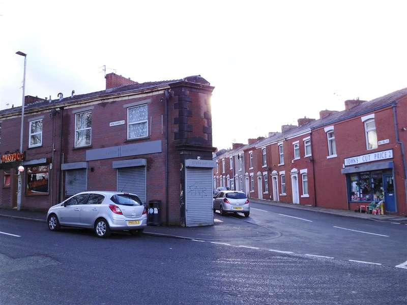 Commercial Property for sale in New Chapel Street, Mill Hill, Blackburn