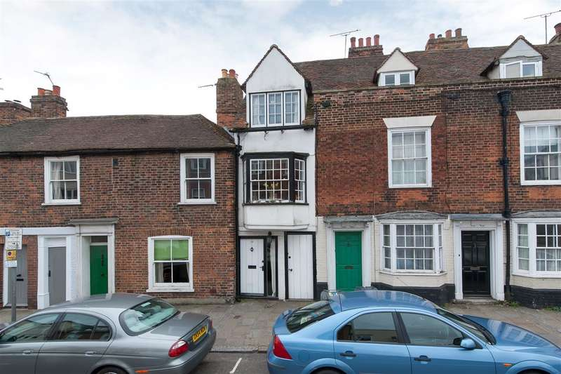 2 Bedrooms Terraced House for sale in St Dunstan's Street, Canterbury