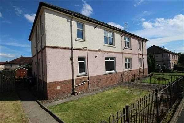 2 Bedrooms Flat for rent in Crownest Loan, Stenhousemuir