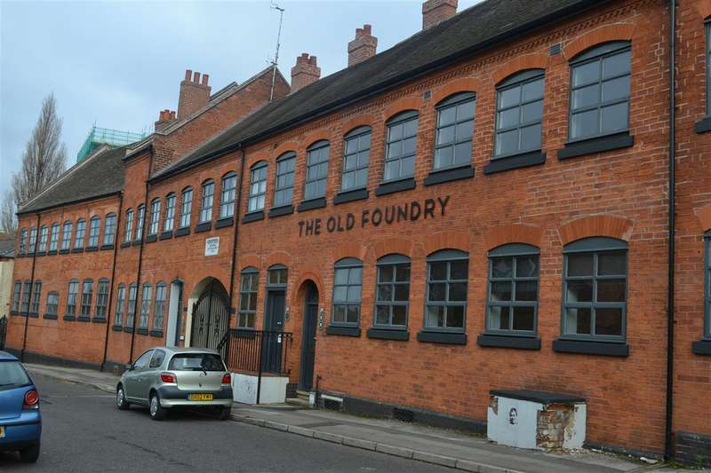 Office Commercial for rent in The Old Foundry, Bath Street, Walsall