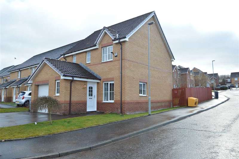 3 Bedrooms Detached House for sale in Newmilns Gardens, Blantyre