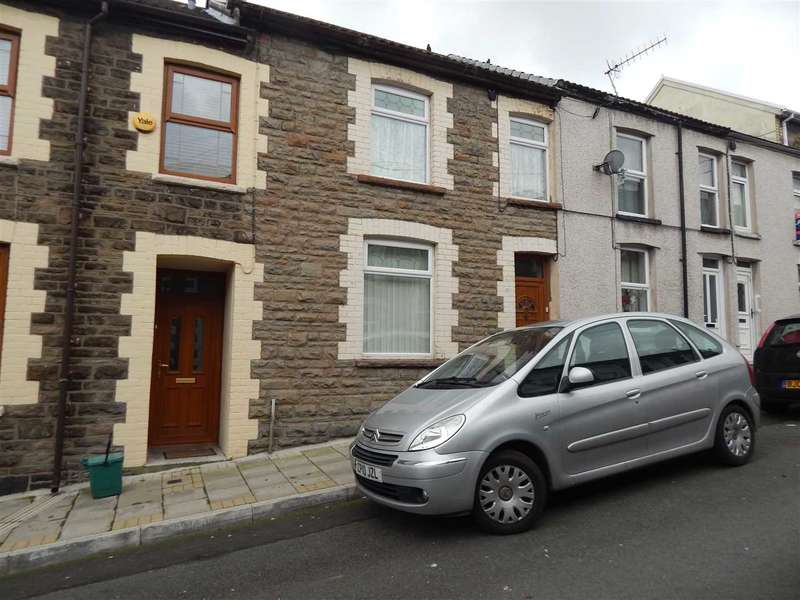 3 Bedrooms Terraced House for sale in Birchgrove Street, Porth