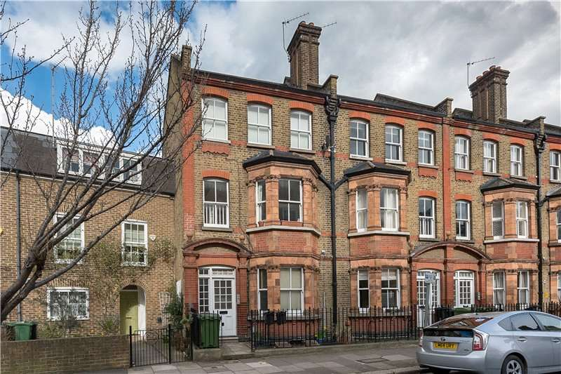2 Bedrooms Flat for sale in Chester Way, Kennington, London, SE11