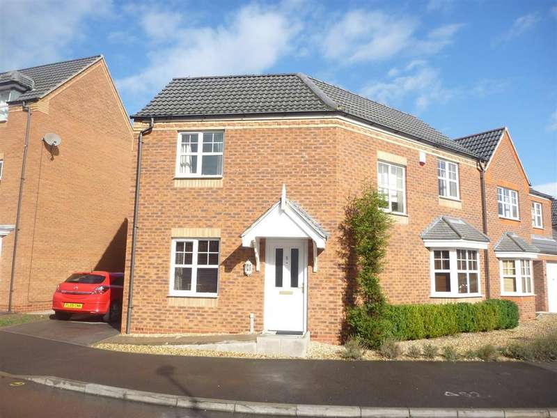 3 Bedrooms Detached House for rent in Main Bright Road, Mansfield Woodhouse NG19