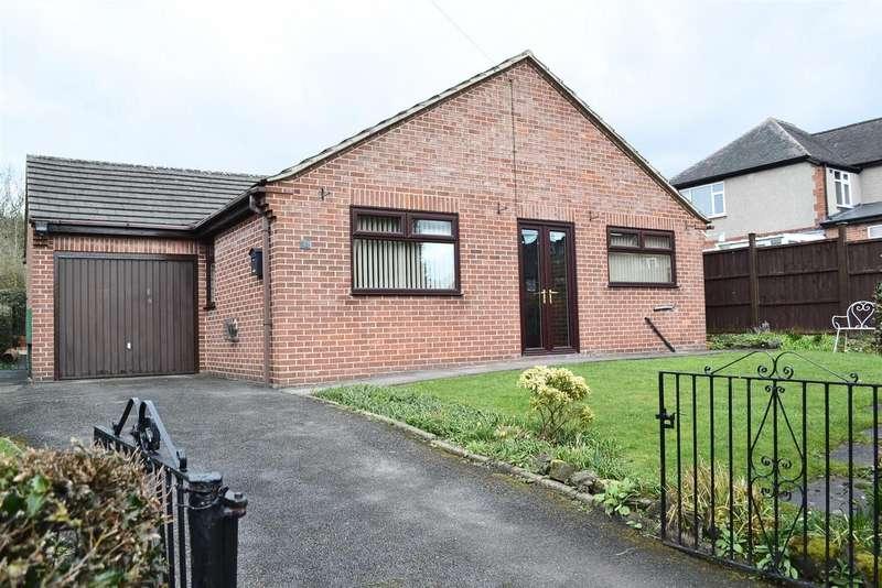 2 Bedrooms Property for sale in Elstead Lane, Blackfordby, Swadlincote