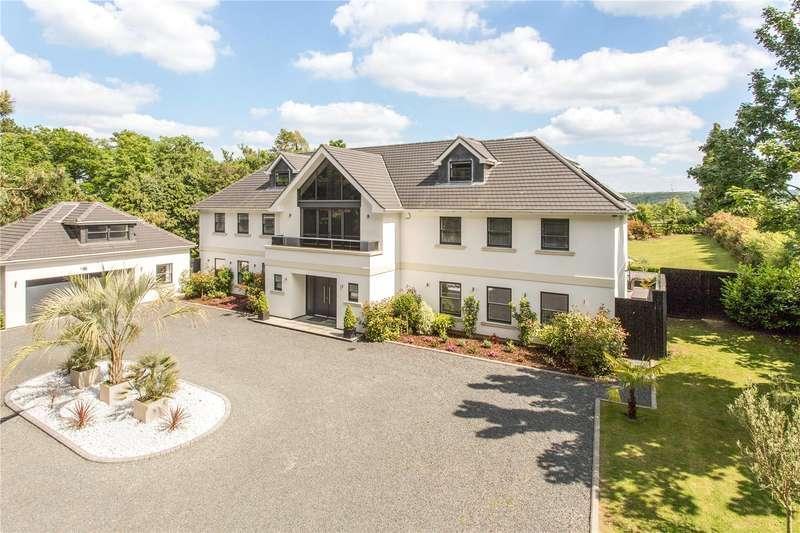 6 Bedrooms Detached House for sale in Guildford Road, Fetcham, Leatherhead, Surrey, KT22