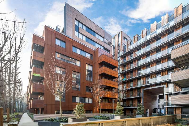 2 Bedrooms Flat for sale in Cooper Building, 36 Wharf Road, N1
