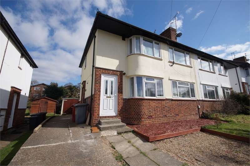 2 Bedrooms Maisonette Flat for sale in Barnsdale Road, READING, Berkshire