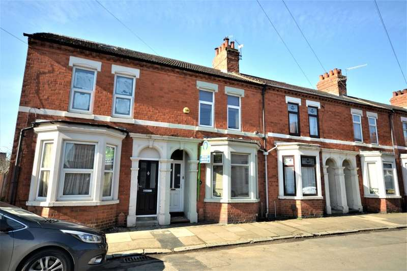 2 Bedrooms Property for sale in Newcombe Road, St James, Northampton, NN5