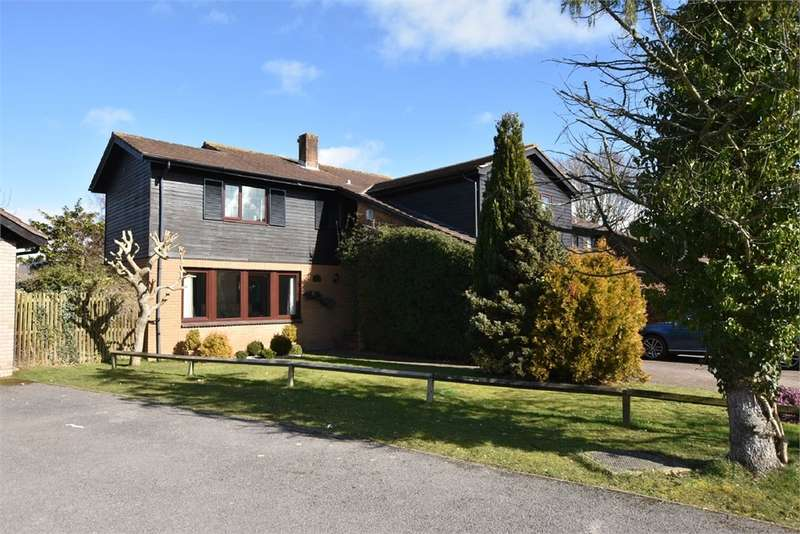 5 Bedrooms Detached House for sale in 31 Rickford Road, Nailsea, Bristol, North Somerset