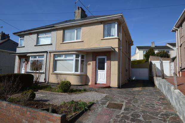 3 Bedrooms Semi Detached House for sale in Howard Road, Plymouth, Devon