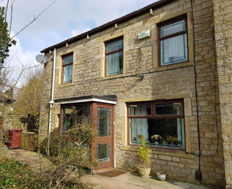 2 Bedrooms Semi Detached House for sale in Marsden Road, Burnley, Lancashire, BB10 2BZ