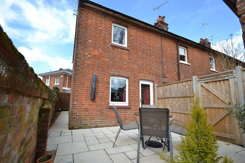 2 Bedrooms House for sale in Fordingbridge