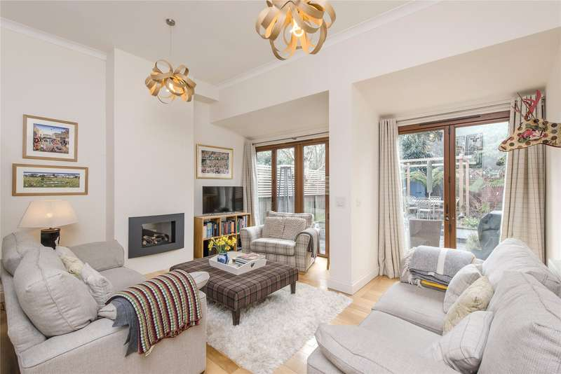 4 Bedrooms Terraced House for sale in Walham Rise, Wimbledon Hill Road, London, SW19