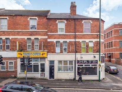 4 Bedrooms Terraced House for sale in Alfreton Road, Radford, Nottingham, Nottinghamshire