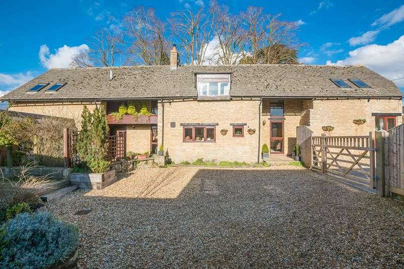 3 Bedrooms Barn Conversion Character Property for sale in Pound Hill, Charlbury, Chipping Norton