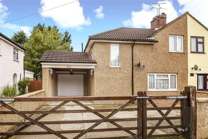 4 Bedrooms Semi Detached House for sale in Vernon Drive, Harefield, Uxbridge, UB9