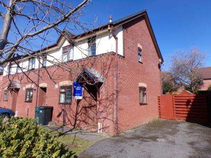 2 Bedrooms End Of Terrace House for sale in Doctor Garretts Drive, Conwy, Conwy, LL32