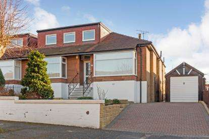 4 Bedrooms Bungalow for sale in Ravenstone Drive, Giffnock