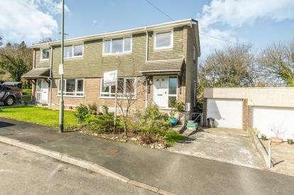 3 Bedrooms Semi Detached House for sale in Horrabridge, Yelverton, Devon