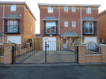 3 Bedrooms Semi Detached House for sale in Anley Way, Radford, Coventry, West Midlands