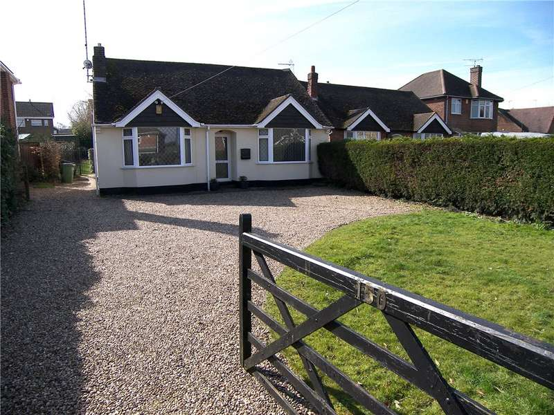 3 Bedrooms Detached Bungalow for sale in Chapel Street, Kilburn, Belper, Derbyshire, DE56
