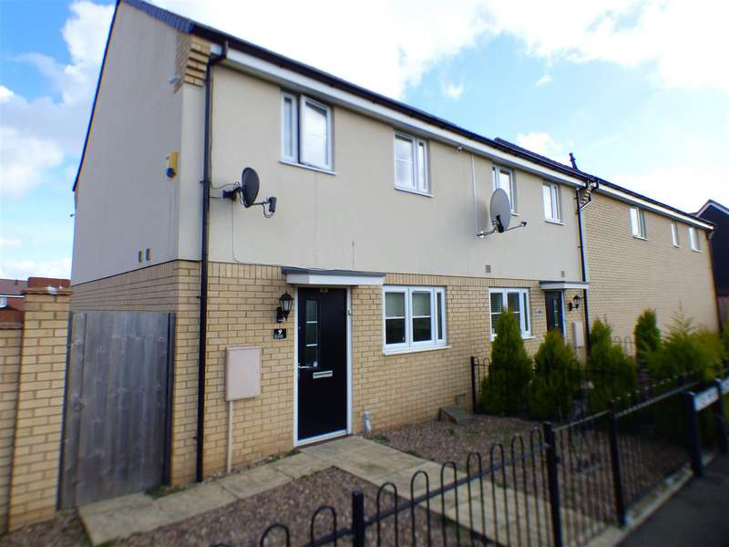 3 Bedrooms End Of Terrace House for sale in Lotus Mews, Dunstable