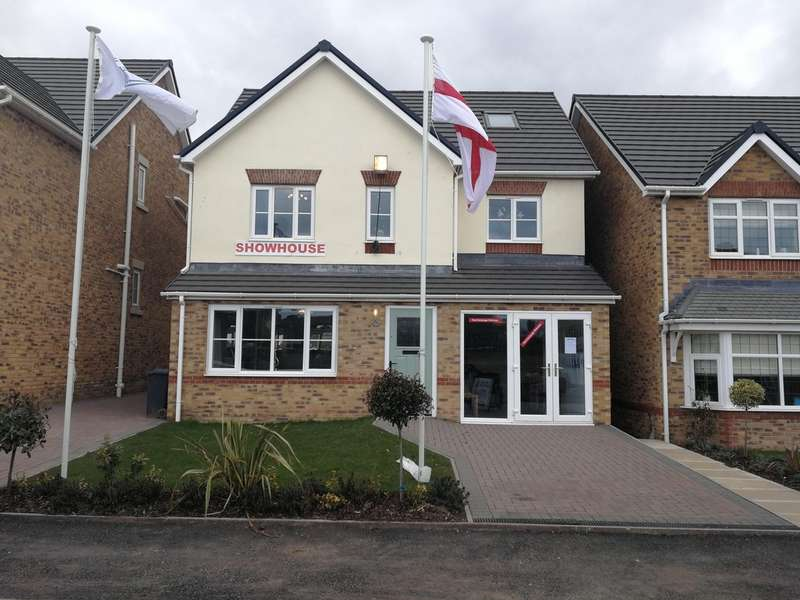 5 Bedrooms Detached House for sale in The Coniston House Type, Park View, Barrow-in-Furness