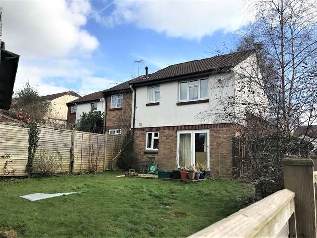 1 Bedroom End Of Terrace House for sale in Tweed Close, Honiton