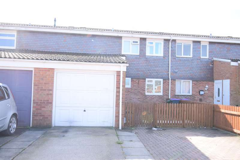 3 Bedrooms Terraced House for sale in Brynglas, Hollybush, Cwmbran, NP44