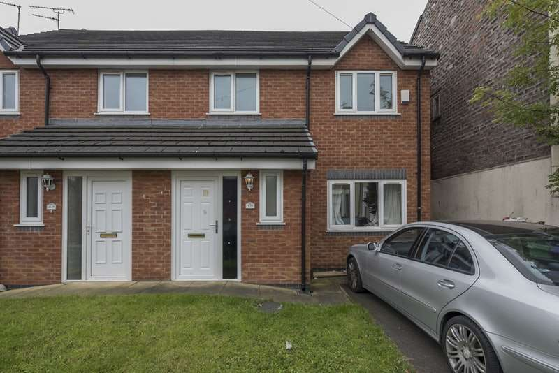 4 Bedrooms Semi Detached House for sale in Edge Grove, Liverpool, Merseyside, L7