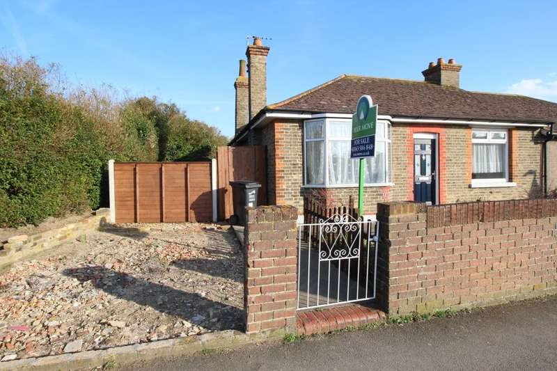 3 Bedrooms Semi Detached Bungalow for sale in Newington Road, Ramsgate, CT12