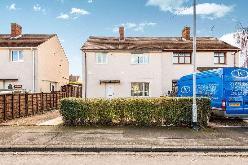 3 Bedrooms Semi Detached House for sale in Swardale Road, Leeds, LS14