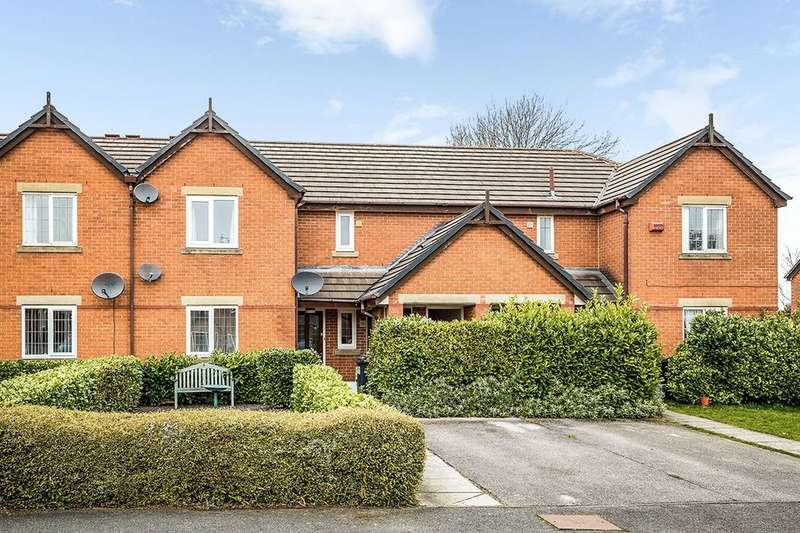 2 Bedrooms Flat for sale in Newry Park East, CHESTER, CH2