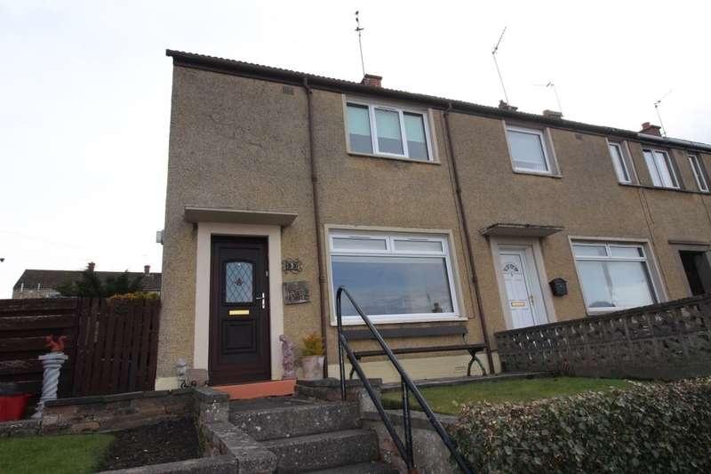 2 Bedrooms Semi Detached House for sale in Braeside Road South, Gorebridge, EH23