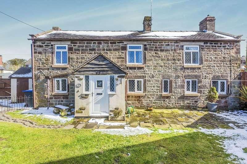 2 Bedrooms Detached House for sale in Randles Lane, Wetley Rocks, Stoke-On-Trent, ST9