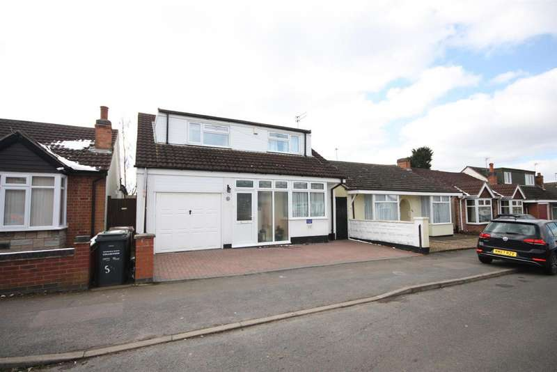 3 Bedrooms Property for sale in Brighton Avenue, Syston, Leicester