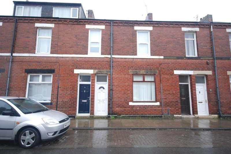 2 Bedrooms Flat for sale in Tweed Street, Hebburn