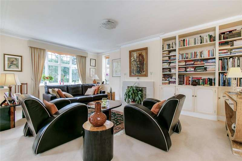 4 Bedrooms Flat for sale in Wildcroft Manor, Putney, London