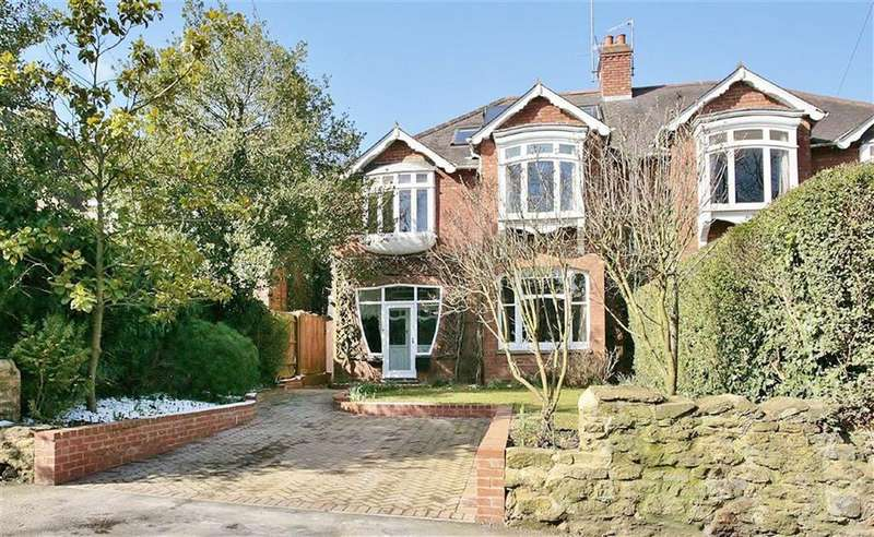 5 Bedrooms Semi Detached House for sale in Bloxham Road, Banbury